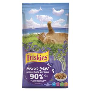 פריסקיז מזון יבש מלא לחתולים