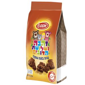 אסם עוגיות שוקולד זהבה גביע 12*250גרם