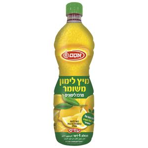 מיץ לימון משומר כשר לפסח עסיס